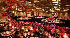 披露宴会場(70名様~)|リーガロイヤルホテル(大阪)ウエディング