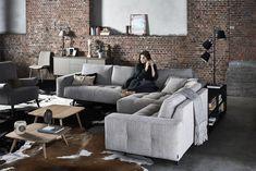Collectie Prima-Lux en Idee+: lifestyle salon