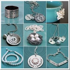 Stamped Jewelry ideas