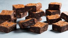 Cocoa Chanel Brownies - Tasting Table...must try this recipe next time I make brownies!!