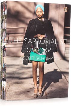 Gift Guide | The Sartorialist: Closer by Scott Schuman paperback book | NET-A-PORTER.COM