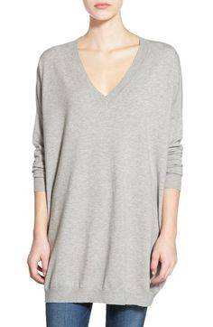 Dreamers by Debut Oversized Knit Pullover | Nordstrom
