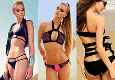 Try out 'Cut out detail bikini' for Apple shaped body (see pics)