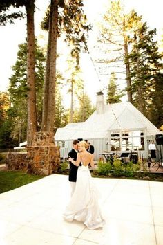 Lake Tahoe Lakefront Weddings Front Wedding Estate Als And Lakeview