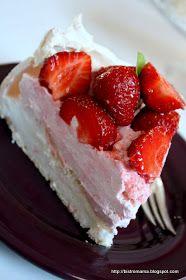bistro mama: Pavlova z mascarpone i truskawkami Pavlova, Cheesecake, Desserts, Food, Mascarpone, Cooking Food, Recipes, Cheesecake Cake, Tailgate Desserts