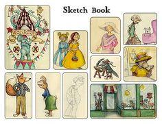 Katie Roth Wools Illustrator Portfolio