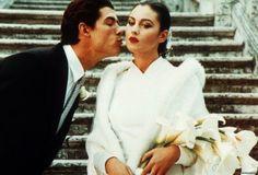 Alessandro Gassman and Monica Bellucci Photograph