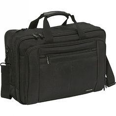 Samsonite Classic Three Gusset Lg Toploader - Black Non-Wheeled Business Case Buy Luggage, Luggage Sets, Luggage Accessories, Accessories Store, Computer Accessories, Computer Bags, Laptop Bag, Travel Bags