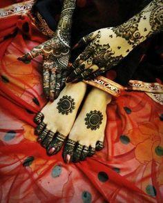 Glitter Henna   Bridal Mehndi
