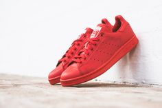 "Pharell x adidas Stan Smith ""Solid Pack"" Sneakers"