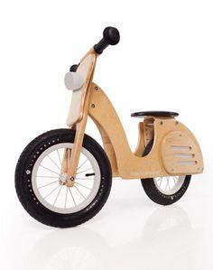 { Balance Bike Whirl, Natural }