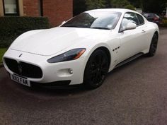 Maserati GranTurismo Sport | 4.7lt V8 turns 444bhp | 0-62mph in 4.5 secs Maserati Granturismo Sport, Cars, Vehicles, Sports, Life, Hs Sports, Rolling Stock, Excercise, Autos