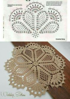""":gg """"Ravelry: Peony Doily pattern by Mom's Love of Crochet"""", """"Souplat Learn to knit and Crochet with Jeanette: February Filet Crochet, Crochet Doily Diagram, Crochet Doily Patterns, Crochet Mandala, Crochet Chart, Thread Crochet, Crochet Motif, Crochet Designs, Crochet Flowers"""
