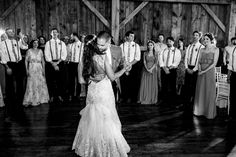 First dance in the Loft in the Manor Barn.    Photo Credit: Morby Photography #brandywinemanorhouse