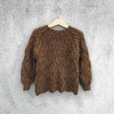 Bilde av Olivesweater - Knitting for Knitting For Kids, Knitting Yarn, Baby Knitting, Knitting Patterns, Knitting Ideas, Winter Mode Outfits, Winter Fashion Outfits, Ravelry, G 1