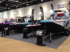 Nautique in the London Boat Show 2014