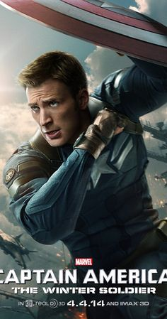 "Captain America: The Winter Soldier (2014) - ""Fast-paced story, great action/adventure, great special effects, great set pieces! Really enjoyed."""
