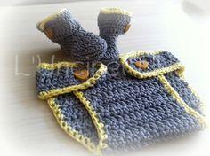 Baby outfit - uncinettine.wordpress.com