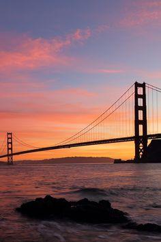 Italian-Luxury — livingpursuit: Golden Gate Bridge by Don Mac Cullough