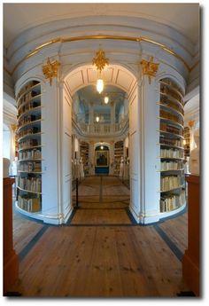 Anna Amalia Library, Rococo Decoration, 18th century style, 18th century decorating, Rococo, rococo art, baroque and rococo, Rococo architecture, rococo furniture, rococo style,