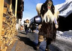 10 traditional winter festivals in Europe Wooly Hats, Old Town Square, Winter Festival, Twelfth Night, Dark Winter, Winter Months, Christmas And New Year, The Guardian, Night Time