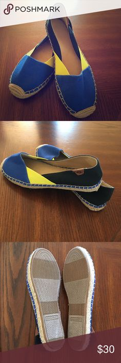 Sperry Katama Cape Espadrille flats Brand New. No Box. Sperry Top-Sider Shoes Espadrilles