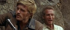 """""""Hell, the fall will probably kill you!"""" - Butch Cassidy and the Sundance Kid"""