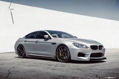 BMW M6 Gran Coupe On Avantgarde M510