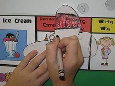 """Camouflage Lesson: Have students color a butterfly up against a poster or object in the room to create a """"camouflaged"""" appearance."""