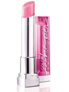 Maybelline Whisper Sheer Lip color goes on super sheer... we dare you to buy just 1 of the 20 shades
