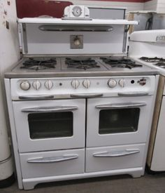 1000 Images About Vintage Stoves On Pinterest Stove