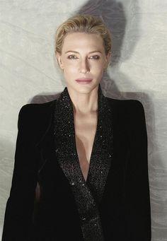 Cate Blanchett in Madame Figaro