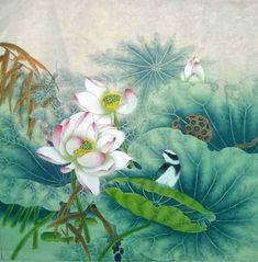 Lotus,45cm x 45cm(18〃 x 18〃),2345039-z