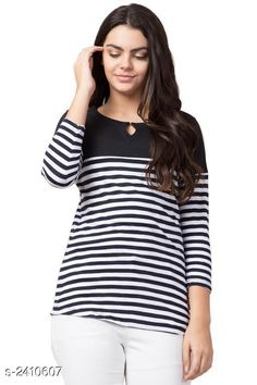 Checkout this latest Tshirts Product Name: * Attractive 100 %Cotton Women's T-Shirt* Fabric: Cotton Sleeve Length: Three-Quarter Sleeves Pattern: Printed Multipack: 1 Sizes: XS, S, M, L, XL, XXL Country of Origin: India Easy Returns Available In Case Of Any Issue   Catalog Rating: ★3.9 (1336)  Catalog Name: Navya Attractive 100 %Cotton Women's T-Shirts Vol 4 CatalogID_322802 C79-SC1021 Code: 182-2410607-999