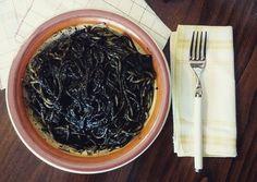 Ricetta dal gusto del mare come la faccio io: pasta al nero di seppia