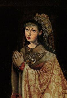 LEONOR DE VISEU RAINHA DE PORTUGAL