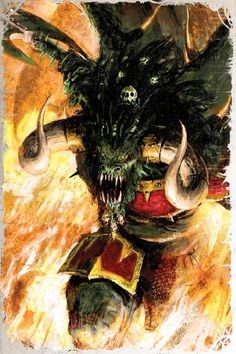 L'Astropate: News e Rumors di Warhammer Warhammer 40k Art, Warhammer Fantasy, Fantasy Battle, Sci Fi Fantasy, Chaos Daemons, Chaos 40k, Ange Demon, Angels And Demons, Fantasy Artwork