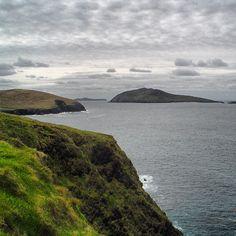 Blasket Islands, Dingle, Co. Kerry (Ireland)