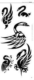 swan favorites on pinterest swan tattoo swans and black swan. Black Bedroom Furniture Sets. Home Design Ideas