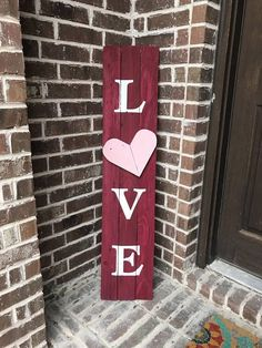 New DIY Valentines Decoration Ideas Valentines Day Decor Rustic, Valentines Decoration, Valentine Day Crafts, Holiday Crafts, Happy Valentines Day Sign, Valentines Anime, Valentines Sweets, Valentines Day Background, Kids Valentines