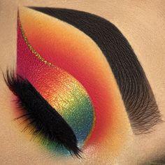 - Makeup Tips For Dark Circles Dramatic Eye Makeup, Edgy Makeup, Baddie Makeup, Makeup Eye Looks, Beautiful Eye Makeup, Colorful Eye Makeup, Eye Makeup Art, Crazy Makeup, Pretty Makeup