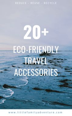 Eco Friendly Products That Help Travelers Go Green As a traveler, it's important to go green whenever possible. One of the easiest ways is to opt for reusable, ecofriendly products. Here are the enviornmentally friendly travel essentials we use and love Travel Deals, Travel Usa, Travel Tips, Travel Europe, Disney Travel, Africa Travel, Disney Cruise, Travel Hacks, Travel Packing