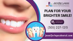 Do you want to have whiter teeth? Our cosmetic dentist at Jennifer Lopez Dental can provide you with expert services that are designed to restore your teeth to its natural beauty. Contact us today to schedule an appointment! Dental Cosmetics, Emergency Dentist, Family Dentistry, Perfect Smile, Dental Services, Cosmetic Dentistry, White Teeth, Teeth Cleaning