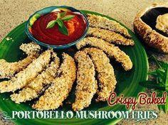 Best 12 Inch Thick Slices Portobello Mushrooms Recipe on ...
