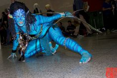 Avatar Na'vi | MCM Expo 2013