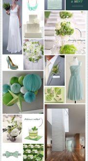 Chartreuse + Mint