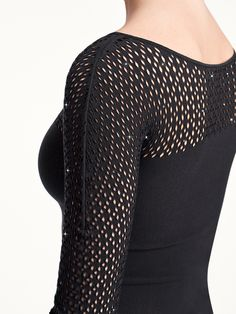 Wolford - by Cifra Look Casual, Wolford, Lingerie, Shirts, Woman, Tops, Fashion, Moda, Fashion Styles