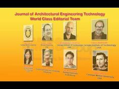 Journal of Architectural Engineering Technology (JAET) is an international, peer-reviewed journal includes Peer-reviewed papers and case studies will address issues and topics related to buildings, such as planning and financing, analysis and design, construction and maintenance, codes applications and interpretations, conversion and renovation, and preservation.