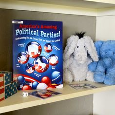 What is a political party? Is it fun? What role do political parties play in the U.S. government? Why do people choose one political party over another? What do America's political parties stand for? You'll find answers to those questions, plus lots of fun activities in America's Amazing Political Parties.
