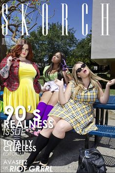 Plus Size Style SKORCH Magazine Blog TV: Where REAL is PERFECT | World's Largest Plus Size Style Blogger Network